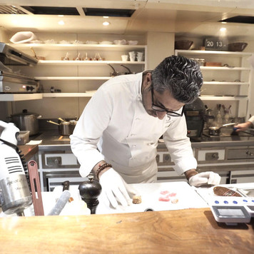Chef Sylvestre Wahid