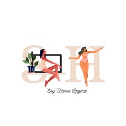 Logo marque de lingerie proposition 2