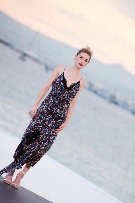 Amber Heard L'oreal Cannes- Storny Misericordia