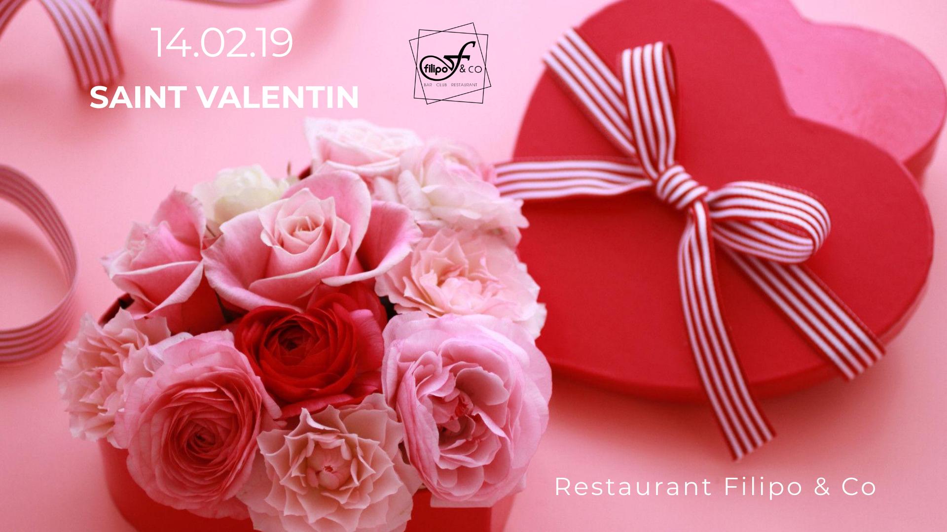 Flyer spécial Saint Valentin