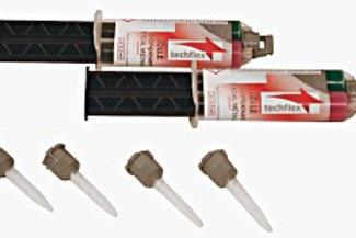 Colle bi-composant pour métaux