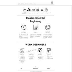 Ministry Of Makers - Workplaces Designers