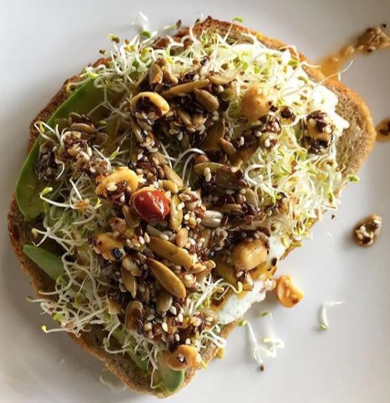 Avocado tost