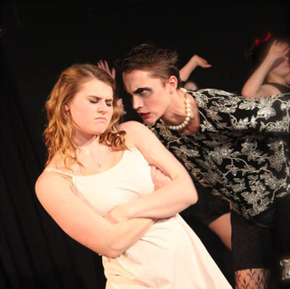 The Rocky Horror Show- Winter 2014