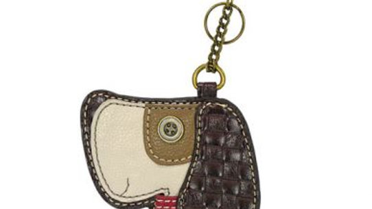 Toffy Dog - Key Fob/Coin Purse