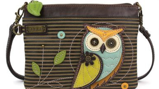 Owl Mini Crossbody