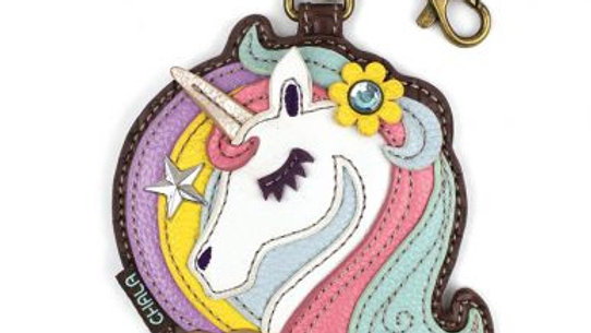 Unicorn- Key Fob / Coin Purse