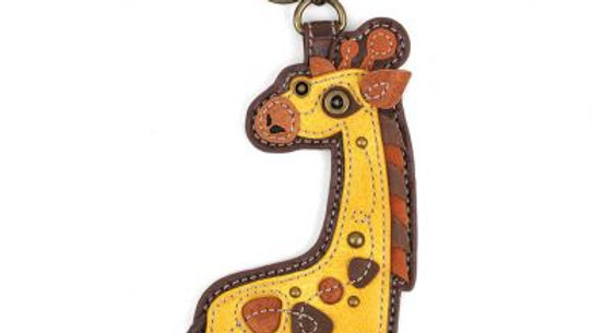 Giraffe - Key Fob