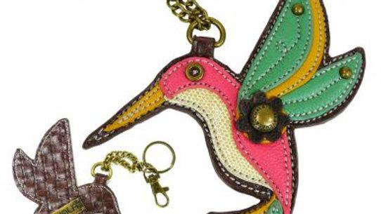 Hummingbird - Key Fob/Purse Charm
