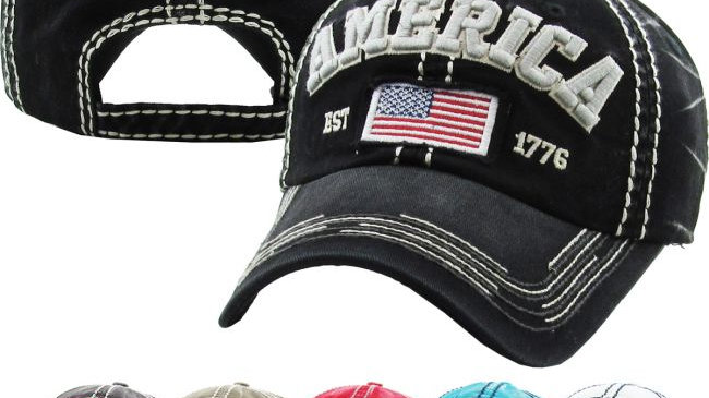 USA/AMERICAN VINTAGE BALLCAP