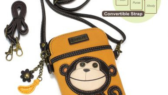 Monkey Cell Phone Purse