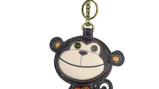 Smartie Monkey - Key Fob/Purse Charm