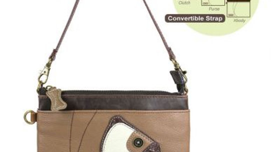 TOFFY DOG - MINI CROSSBODY -BEIGE