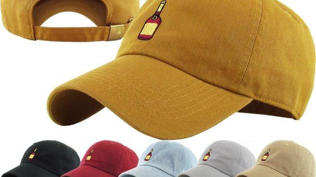 Henny Bottle Dad Hat Baseball Cap
