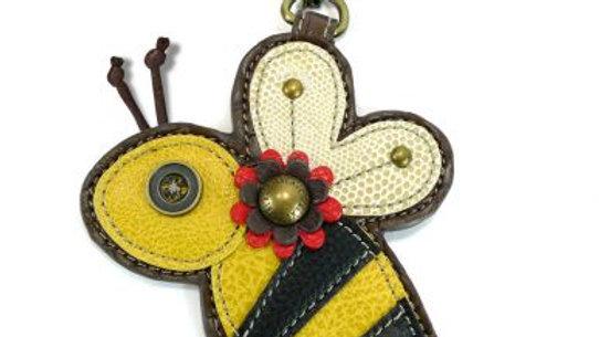 Bee - Key Fob/Coin Purse