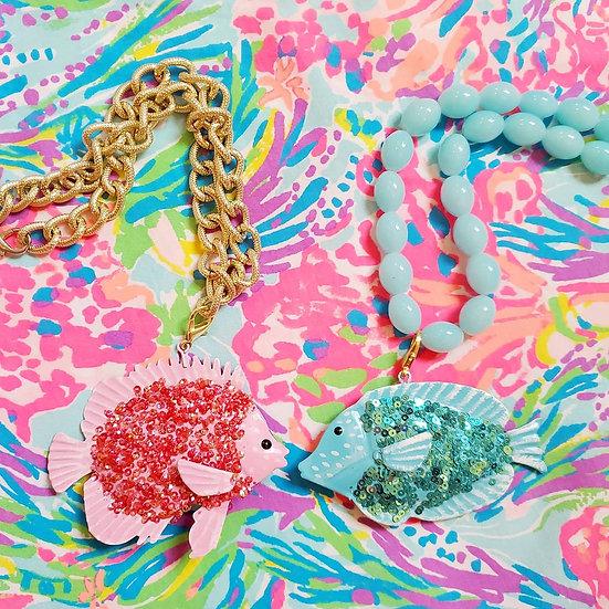 Feeling Nauti short necklace