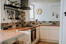 Hamilton Lodge Fishguard - Kitchen