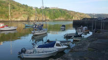 Fishguard Lower Town - Hamilton Lodge Fishguard Pembrokeshire - Holiday Home Wales