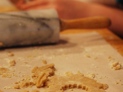 Brown Sugar Spiced Cut Out Cookies