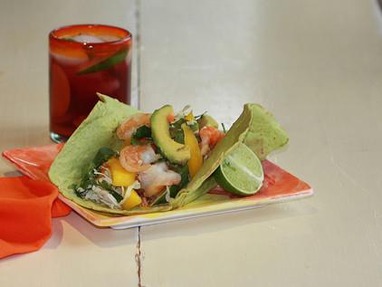 Kenny's Shrimp Tacos