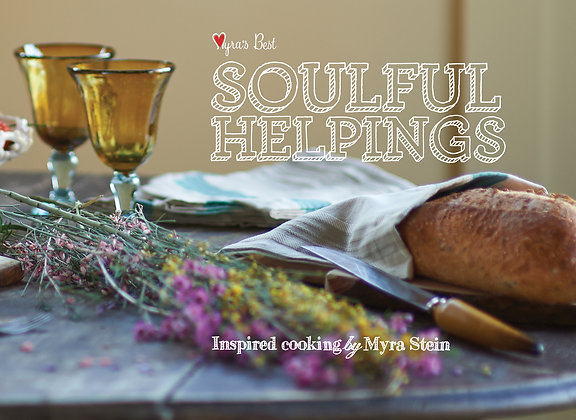 Myra's Best Soulful Helpings Cookbook