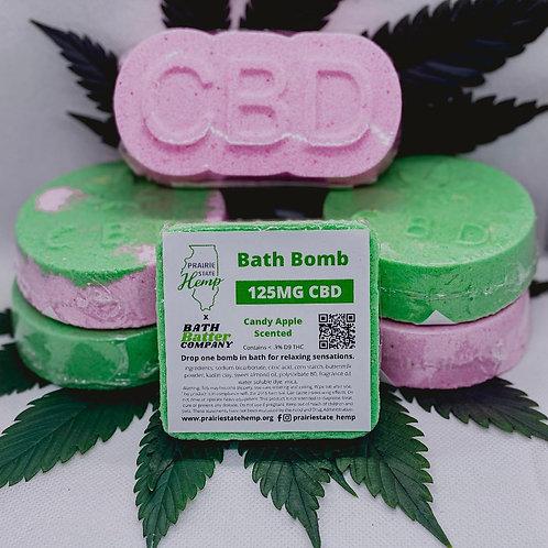 125mg CBD Bath Bomb