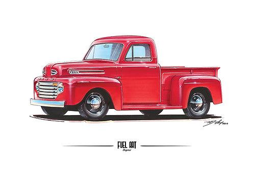 1948 F-1 Ford Truck