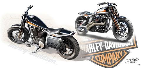 Harley-Davidson 2020 concept