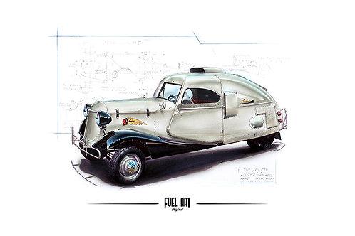 "1930's Handmade Car ""Shotwell"" ""Philbert"""