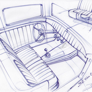 32 Ford Project Interior.jpg
