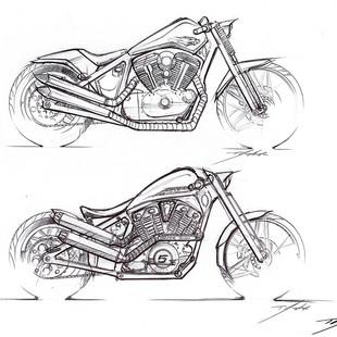 Springer Sportster Sketches.jpg