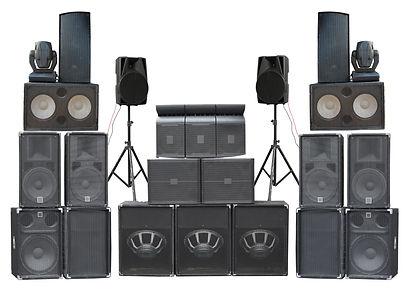 Event Sound System Rental