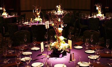 Pinspot Lights Wedding