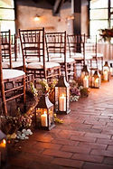 Rustic Candle Lanterns