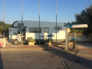 Touring Portugal 1st Sep, Landeira Community