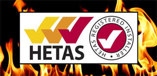 HETAS Registered Business & Installe