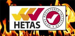 HETAS Registered Business & Installe