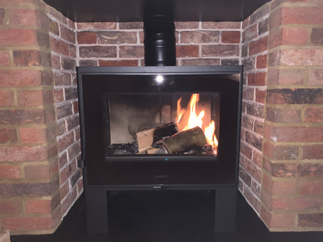 Is Your Wood Burning Stove Polluting The Air?