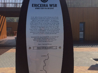 Touring Portugal 26th Aug, Ericeira World Surfing Reserve to Sintra
