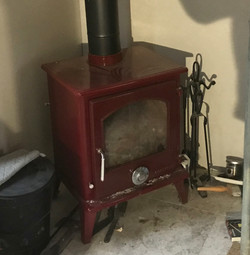 Stove Install - Twin Wall