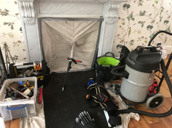 Sweeping Setup