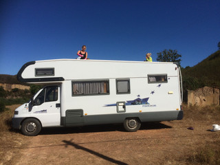 Motorhome Life & Our First Week