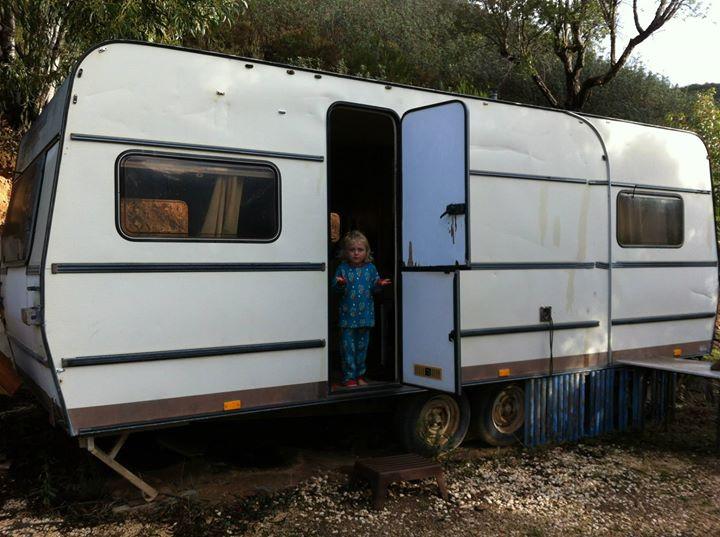 Facebook - The caravan
