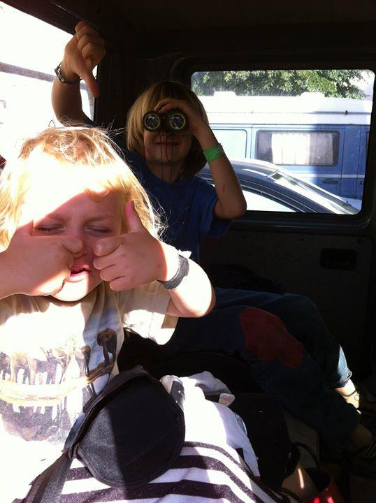 Facebook - Zenn and Noah