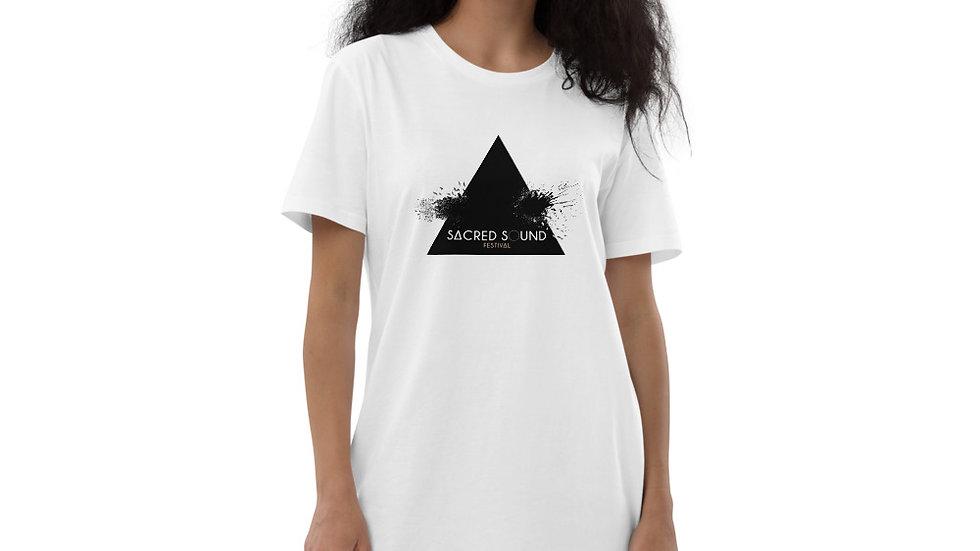 """Breakthrough"" - Organic cotton t-shirt dress"