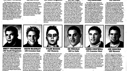 2001 All State