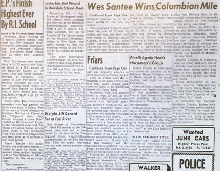 1956 New England Tournament