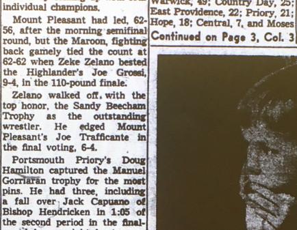 1962 State Tournament