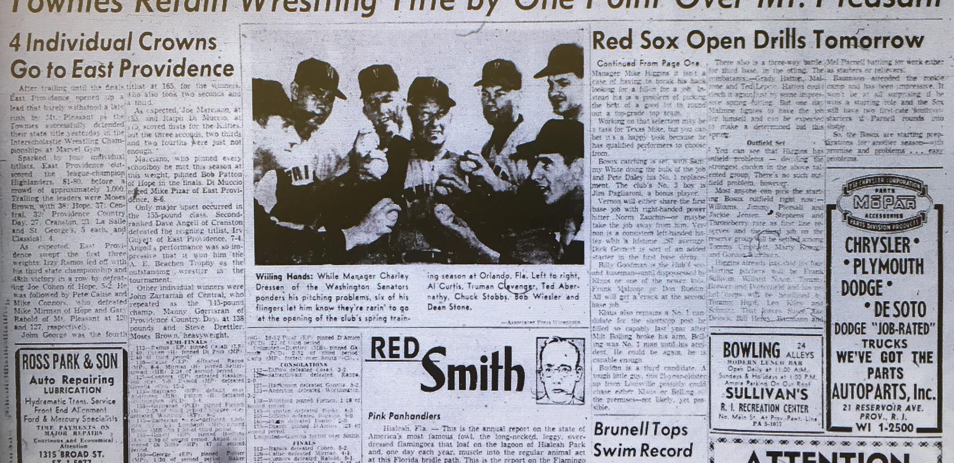 1956 State Tournament