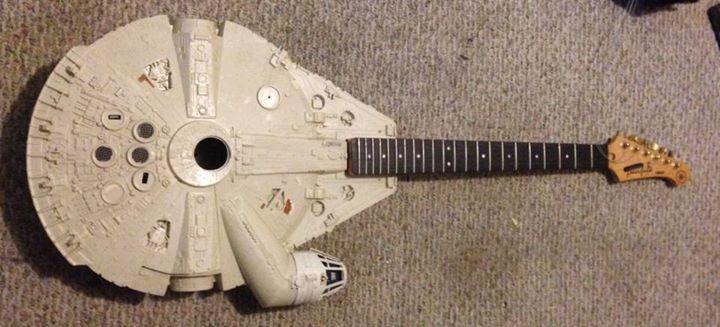 standard Falcon Guitar